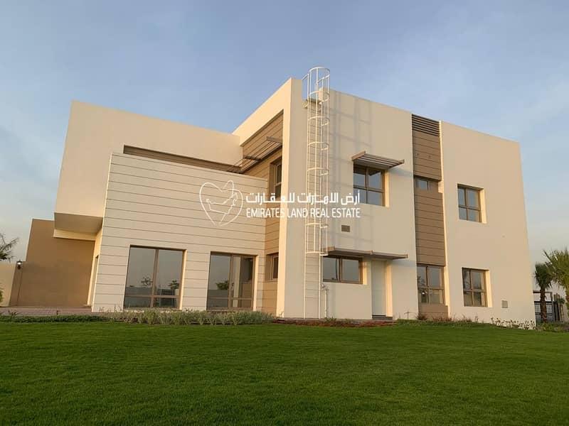 5 Bedroom  villa with 5 years post-handover payment facilities