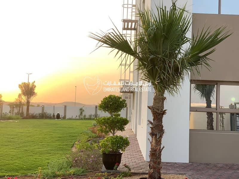 2 5 Bedroom  villa with 5 years post-handover payment facilities