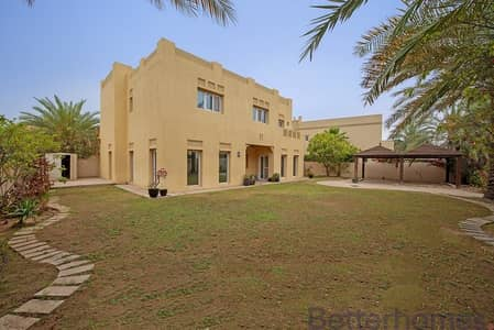4 Bedroom Villa for Sale in Arabian Ranches, Dubai - Large Plot | Type 14 | Back to Back |