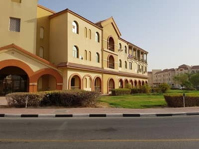 Studio for Rent in International City, Dubai - Studio apartment for rent in Spain Cluster S22 International city Dubai
