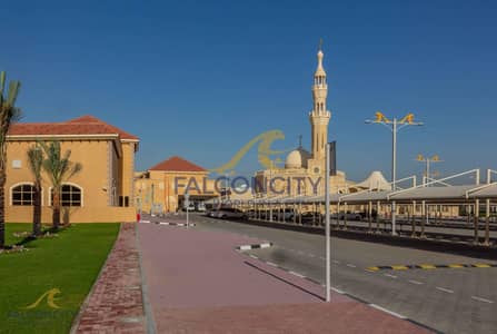 Shop for Rent in Dubailand, Dubai - LEASING NOW -fully build out space for restaurant at Community Center
