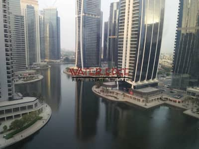 Studio for Rent in Jumeirah Lake Towers (JLT), Dubai - 12 cheques! Studio with Partial Lake view
