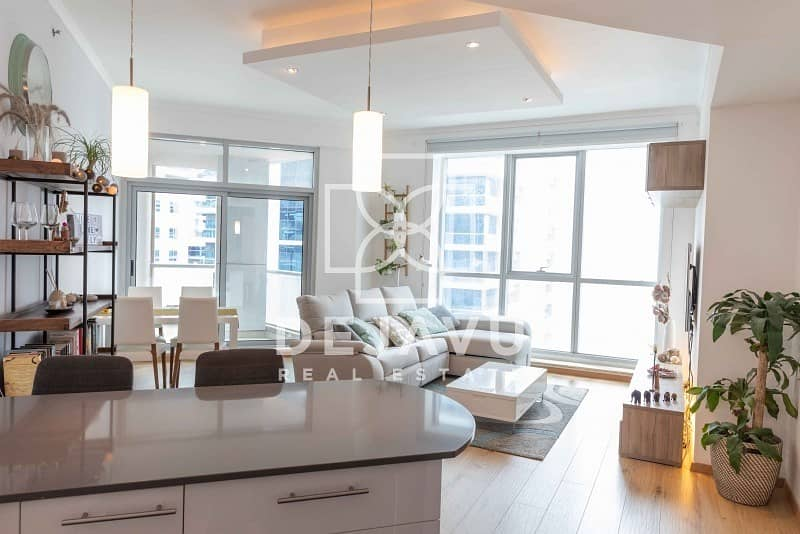 Fully Upgraded | Mid floor |  Sea View