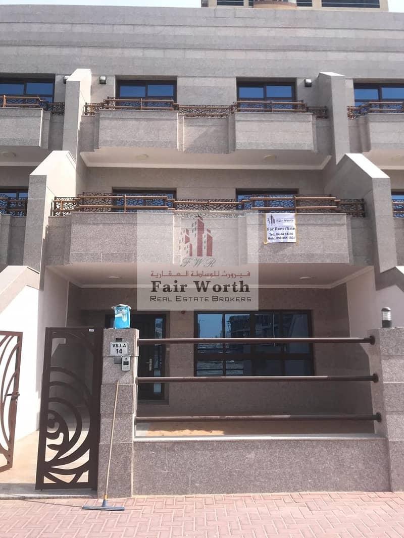 2 2 Unit 3 Floors 5 BHK Villa+Maids&Parking