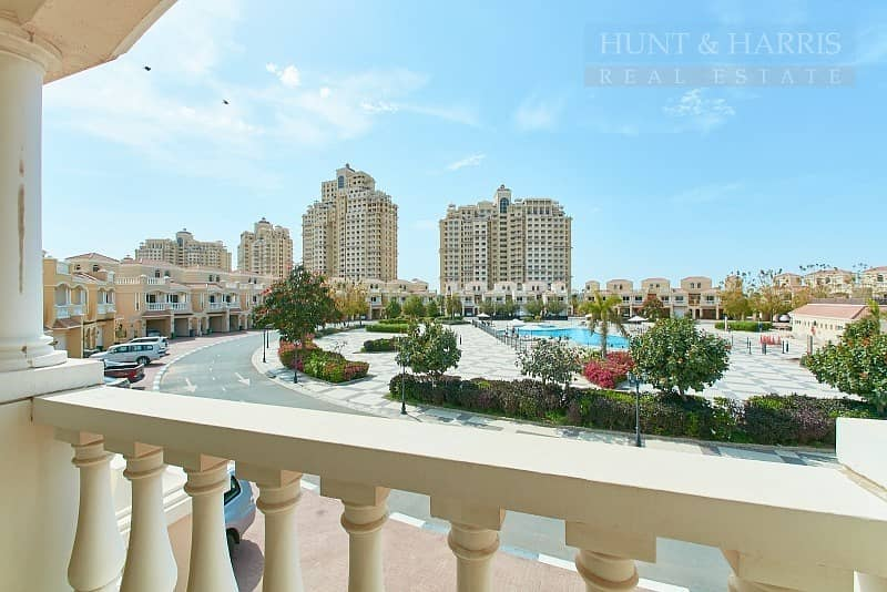 Upgraded 2 Bedroom Townhouse - Al Hamra Village
