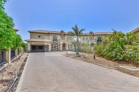 فیلا 4 غرفة نوم للايجار في جزر جميرا، دبي - Close To Club European Cluster 4BR Villa