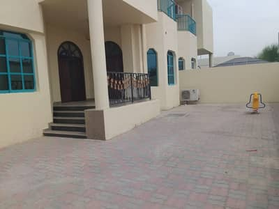4 Bedroom Villa for Rent in Al Jazzat, Sharjah - Spacious 4 BHK D/S Villa with majlis, living dining, split A/C, driver room, maid room, covd parking