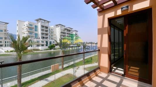 4 Bedroom Townhouse for Rent in Jumeirah Islands, Dubai - Beautiful Lake View   On Corner Plot   4BHK