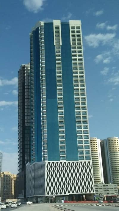 1 Bedroom Flat for Sale in Al Rashidiya, Ajman - With 31000 Own your Apartment in the latest tower in Ajman #OASIS TOWER