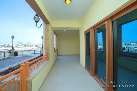 3 Bedroom Flat for Sale in Palm Jumeirah, Dubai - Extended Balcony | Low Floor | Sea Views