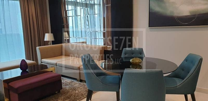 Luxury 1 Bed for rent in Upper Crest Downtown