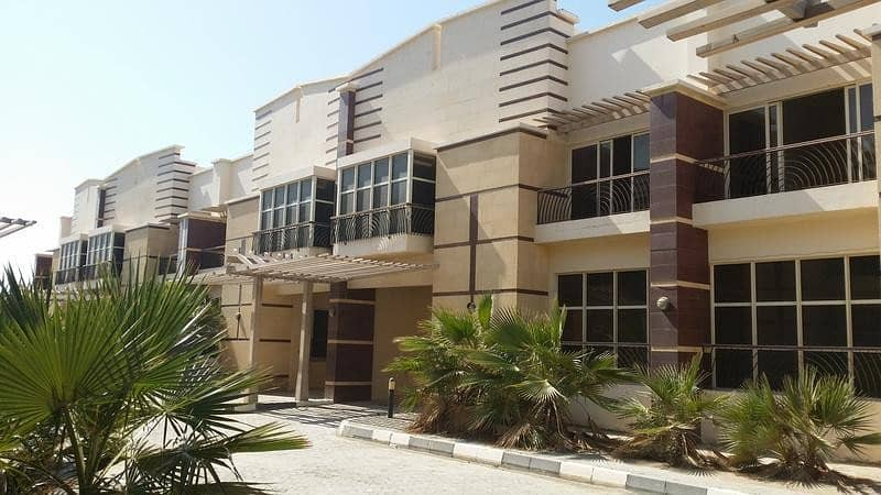 European community studio Compound for rent in khalfa city A monthly 2350