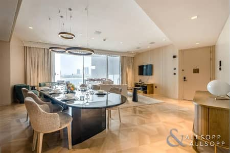 3 Bedroom Flat for Sale in Palm Jumeirah, Dubai - 3 Bedroom | Hot Tub | Vacant On Transfer