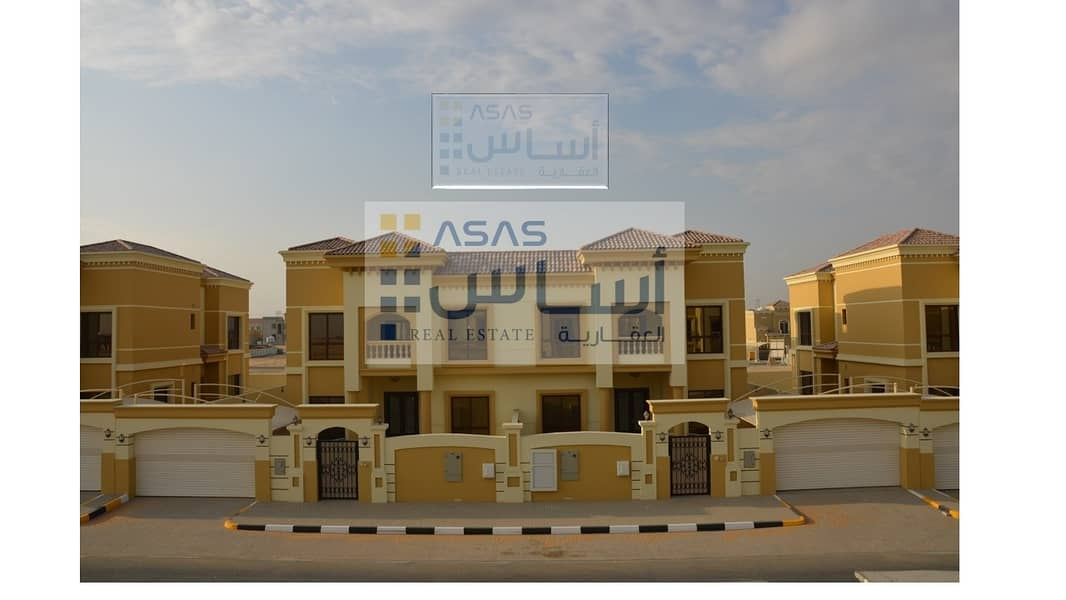 Offer Price Villa For Sale in ALHOOSHI-2 Brand NEW!