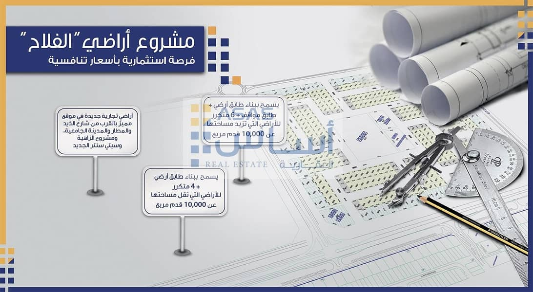 7 Residential Plot With Good Location and Good Price Al Zubair Area