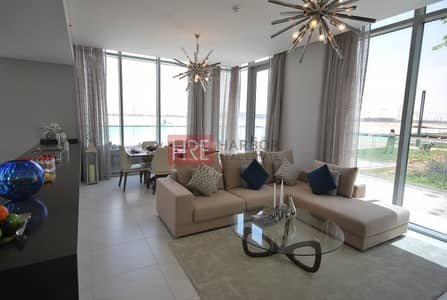 2 Bedroom Apartment for Sale in Mohammad Bin Rashid City, Dubai - Full Crystal Lagoon View 2 Bedroom unit