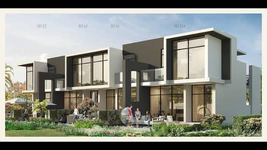 3 Bedroom Villa for Sale in Akoya Oxygen, Dubai - Super Deluxe Aknan Villa for sale - 20% Deposit - Easy Payment Plan