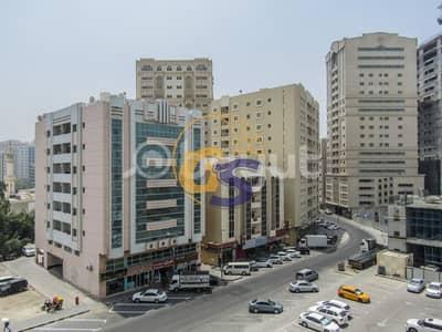 شقة 1 غرفة نوم للايجار في المحطة، الشارقة - Sharjah- Al Qasimiyah- behind two dirhams centre