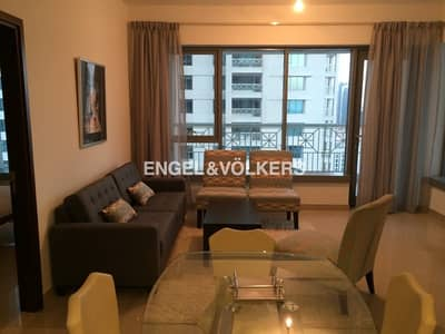 1 Bedroom Flat for Sale in Business Bay, Dubai - Amazing Fountain View | Perfect Location