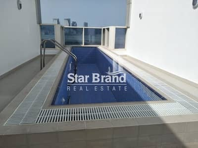 4 Bedroom Townhouse for Rent in Al Reem Island, Abu Dhabi - 4 BEDROOMS PLUS MAID ROOM TOWNHOUSE WITH PRIVATE POOL IN OCEANSCAPE FOR RENT