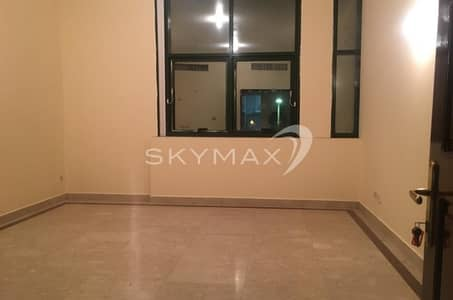 2 Bedroom Flat for Rent in Defence Street, Abu Dhabi - Low Cost! 2BHK + Maid Room + Balcony on Defence Street near Al wahda Mall