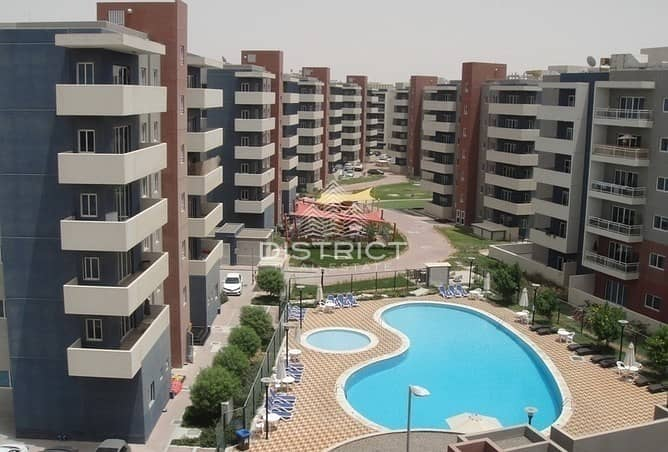 2 Affordable Studio Apartment in Al Reef !