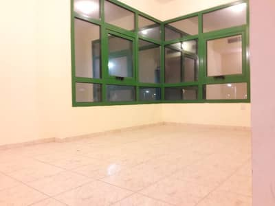 1 Bedroom Apartment for Rent in Al Wahdah, Abu Dhabi - Beautiful 1 BHK on delma st. in building , Rent 38K-4 Payments