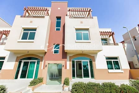 2 Bedroom Apartment for Sale in Al Ghadeer, Abu Dhabi - Hot Deal! 2 BR Terrace Apt in Al Ghadeer