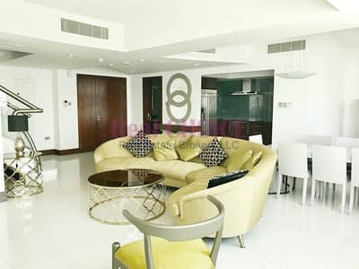 2 Bedroom Flat for Sale in World Trade Centre, Dubai - Rented Property Semi Furnished Huge 2BR Apartment