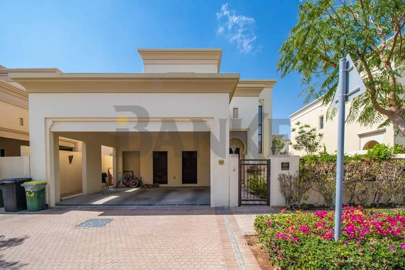 2 3BR Casa Arabian Ranches 2  Ladscaped Best Deal