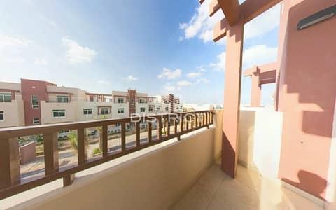 2 Bedroom Apartment for Rent in Al Ghadeer, Abu Dhabi - Desirable 2BR Terraced Apartment in Al Ghadeer