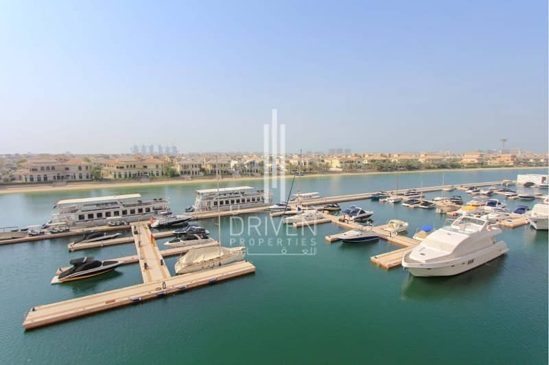 2 A Type 3 Bedroom in Marina Residence Palm