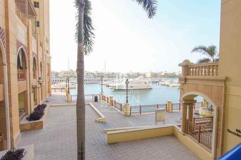 17 A Type 3 Bedroom in Marina Residence Palm