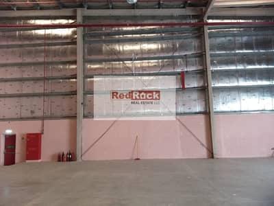 Warehouse for Rent in Ras Al Khor, Dubai - 3143 Sqft || 50KW || 24/7 Security || Ras Al Khor