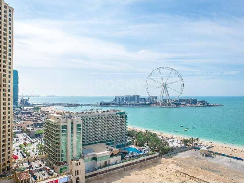 12 Marina View | Multiple Cheques | Mid Floor | Dubai Marina