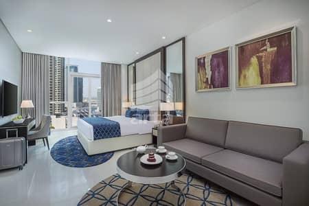 1 Bedroom Flat for Sale in Downtown Dubai, Dubai - Burj Khalifa View - Fully Furnished 1 Br - The Distinction By Damac.