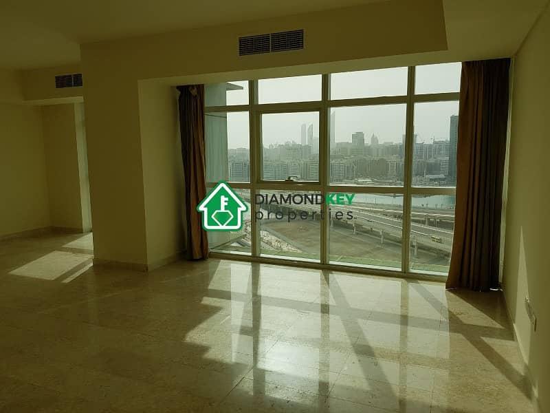 Biggest 2 plus Maid\'s room in Marina Square