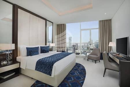 Studio for Sale in Downtown Dubai, Dubai - Down Town  & Garden View - Fully Furnished  Apt