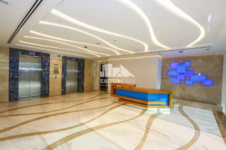 3 Bedroom Flat for Rent in The Marina, Abu Dhabi - Lobby