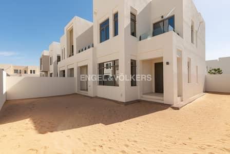 فیلا 3 غرفة نوم للبيع في ريم، دبي - Corner Plot | J-Type | Vacant | Light Wood