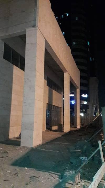 Showroom for Rent in Al Khan, Sharjah - 24000 sqft small mall for in sharjah kasaba