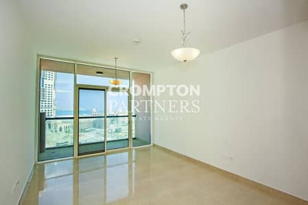 1 Bedroom Flat for Rent in The Marina, Abu Dhabi - New and Stunning One Bedroom Apartment!!