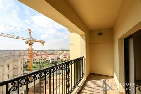 2 Bedroom Flat for Rent in Jumeirah Golf Estate, Dubai - Two Bedrooms | Plaza View | High Quality