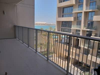 شقة 1 غرفة نوم للايجار في شاطئ الراحة، أبوظبي - Negotiable! Big size apartment plus study.