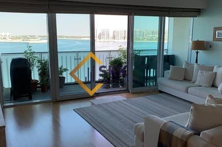 3 Bedroom Apartment for Sale in Al Rahba, Abu Dhabi - Breathtaking sea view! Incredible hot price!