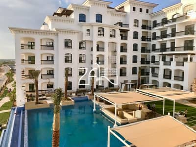 2 Bedroom Apartment for Rent in Yas Island, Abu Dhabi - 3 Payments! Large 2 BR Apt with Balcony