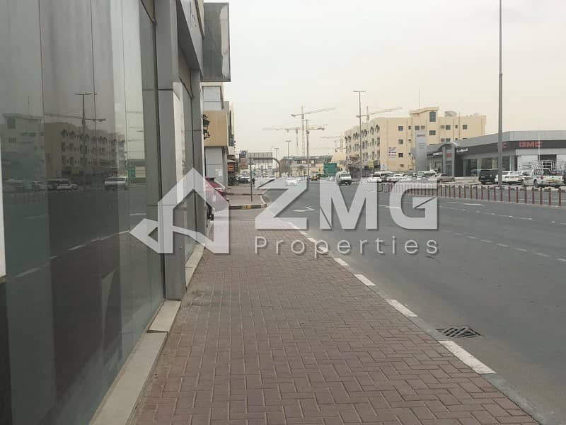 10 Multiple Shops for Rent very closed to sharjah municipality
