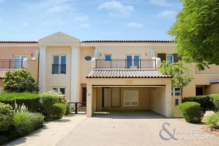 4 Bedroom Townhouse for Rent in Green Community, Dubai - Great Location | Walking Distance to Pool