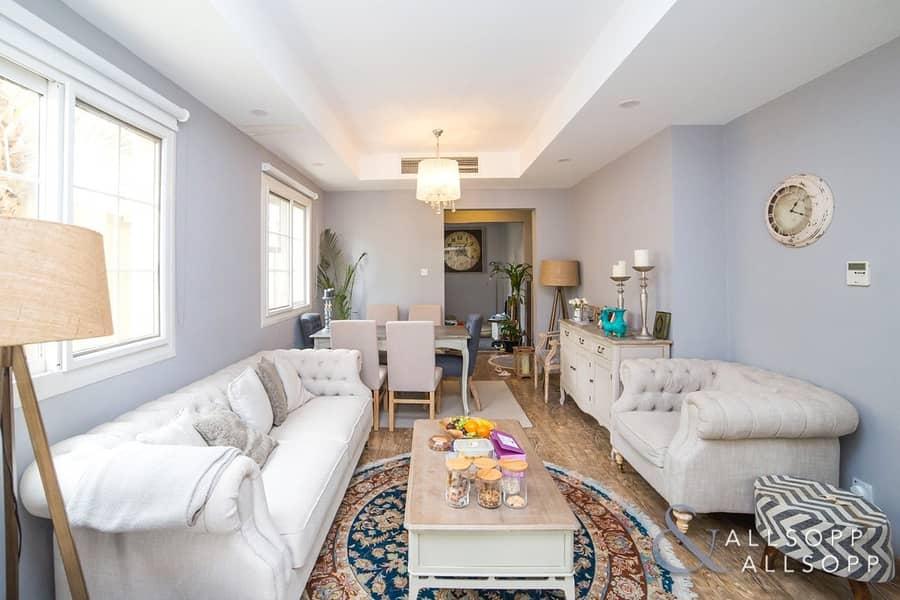 2 2 Bedroom | Upgraded Villa | Corner Plot