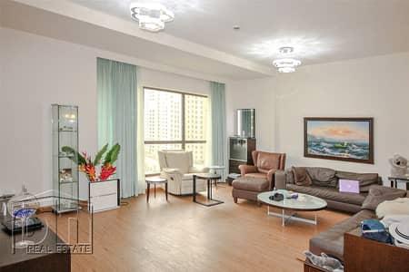 فلیٹ 3 غرفة نوم للبيع في مساكن شاطئ جميرا (JBR)، دبي - JBR Specialist | Fully Upgraded | Must View